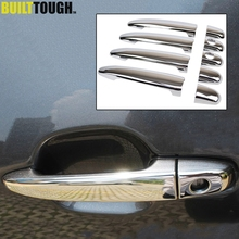 For Toyota Camry Highlander Chrome Door Handle Cover Trim 4runner Sienna Avalon Tacoma For Lexus Gx 470 Rx 330 Rx 350