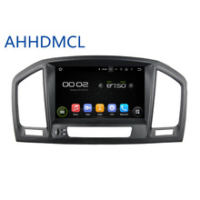 Car PC Audio Radio DVD Android 5.1.1 GPS BT AUX IN DVR WiFi For Buick Regal 2009~2013