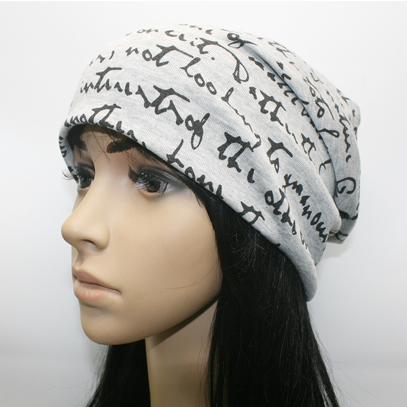 2017Fashion brand Women Men Cotton Hat Unisex Warm knitted hat Hip-hop Beanie cap