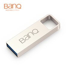 BanQ P60 USB 3.0 64GB 32GB 16GB USB Flash Drives Fashion Metal Waterproof Usb Stick High Speed USB3.0 Pen Drive Free shipping