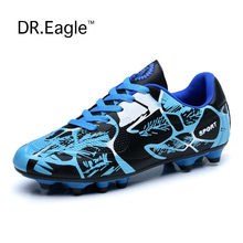 Men Soccer Shoes Outdoor football shoe Training Men Football Shoes Spider Series Men Soccer Cleats Football boot Free shipping