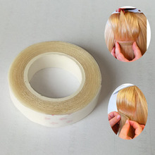 1pcs HIGH QUALITY 1cm*3m Double-Sided Adhesive Tape for Skin Weft Hair Extensions - super adhensive tape(China)
