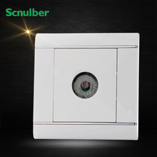 white floor stair corridor voice acoustic light activated delay wall mount switch