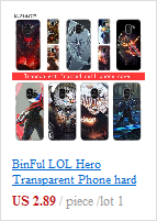 Anime Darling in the FranXX Transparent Phone hard Case for Samsung Galaxy A3 A5 A6s A7 A8  2016 2017 A6 2018 Plus Note 5 8 9