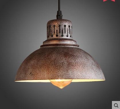 Edison Loft Style Vintage Industrial Lighting Pendant Lights For Dinning Room,Lamparas  De Teto Techo Colgantes<br>