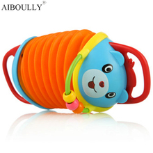 The new infant toys teethers small accordion when teething, infant AIDS safety aids mother the most assured baby toys(China)