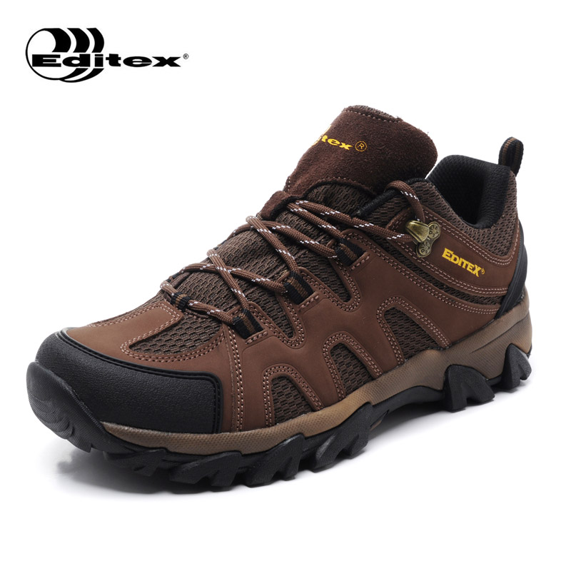 Editex High Quality Unisex Hiking Shoes Breathable Men Sport Shoes Anti-slip Damping Light Women outdoor Shoes Low-top Sneaker<br><br>Aliexpress