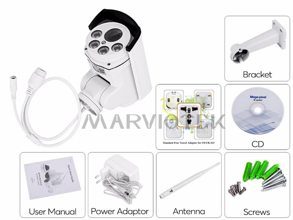 960P 1080 3G 4G LTE FDD TDD IP camera sim card outdoor CCTV cameras IR gsm h.264 onvif security video surveillance PTZ camera (22)