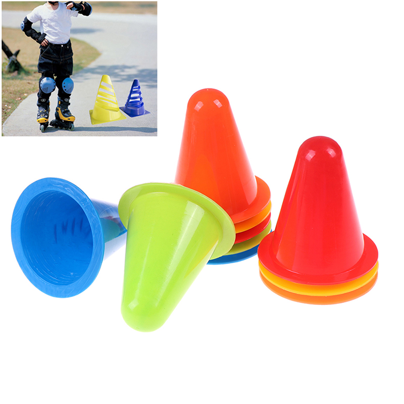 Training Equipment Skate Marker Cones Marking Cup Roller Skating Tool