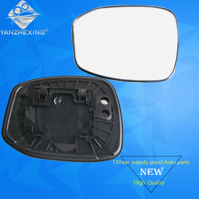 Left Passenger Side Wing Door Mirror Glass for LEXUS RX 300 2000-2003