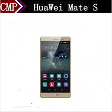"Original HuaWei Mate S 4G LTE Mobile Phone Kirin 935 Android 5.1 5.5"" 1920X1080 3GB RAM 128GB ROM 13.0MP Fingerprint Force Touch(China)"