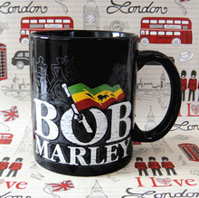 100% official BOB MERLEY Mug 350ml for collection cute mug