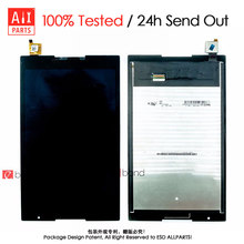 100% Tested Original IPS 1920x1200 Display For Lenovo iDeaTab S8-50 LCD S8-50F S8-50L Screen Digitizer Assembly Replacement
