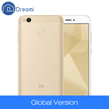Dreami Global Version Original Xiaomi Redmi 4X 3GB 32GB Snapdragon 435 CE FCC 4100 mAh 5.0 Inch 13MP Camera Cellphone 4 X