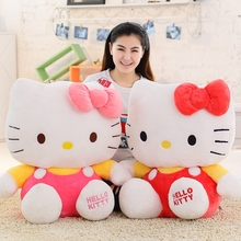 1 pcs  typical style  Hello Kitty toys for children   Stuffed toys for kids  Baby Toys Hello Kitty Plush Best Gift for Children