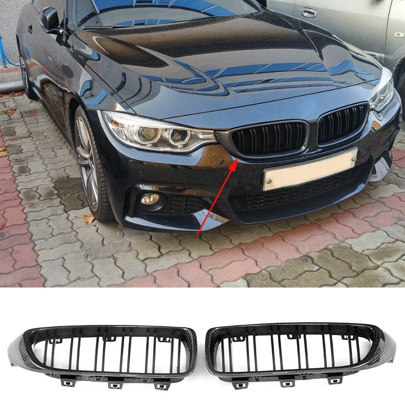 For BMW M3 M4 grille (4)