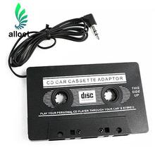 New High Quality Car Cassette Tape Adapter 3.5mm Plug For iPod CD Player VIDEL B C