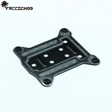 Freezemod metal Motherboard backplate CPU water cooling block holder for 115X. MBP-INT02(China)