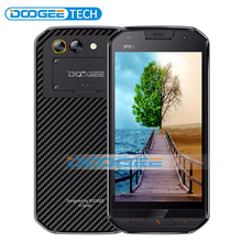 "DOOGEE S30 5.0""HD Mobile Phone IP68 Waterproof 5580mAh 2GB 16GB 8MP Dual Rear Camera MTK6737V Quad Core Android 7.0 Smartphone(China)"