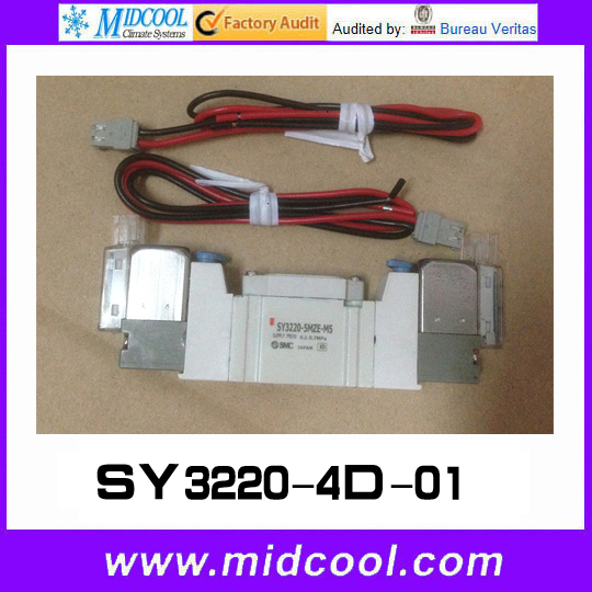 5 way pilot solenoid valve SY3220-4D-01<br><br>Aliexpress