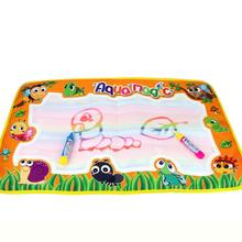 59*36cm baby toys Drawing toys Educational toy Water Drawing Painting Writing Mat Board Magic Pen Doodle Toy Gift