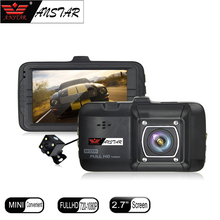 "ANSTAR 3"" Car Dvr  full hd dashcam car camera Vehicle Blackbox Dashcam Night Vision dvr/dush camera Rearview Video Recorder"