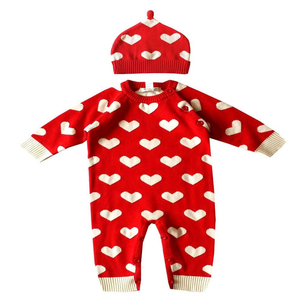 Autumn spring children clothes for baby bodysuit with hat  baby boys girls romper <br>