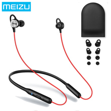 Original Meizu EP52 Wireless Bluetooth 4.1 Sport Earphone Stereo Headset Waterproof IPX5 MIC Supporting Apt-X 8 Hours Play - E-Source Factory store