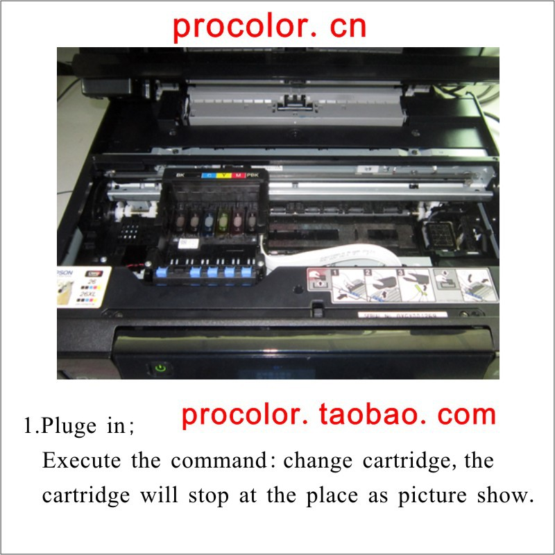 Japan AREA CISS for epson EP777A EP777 EP-777 EP 777 777A 707 707A EP-707A EP707A EP-707 EP707 chips Dont take it out for reset<br><br>Aliexpress