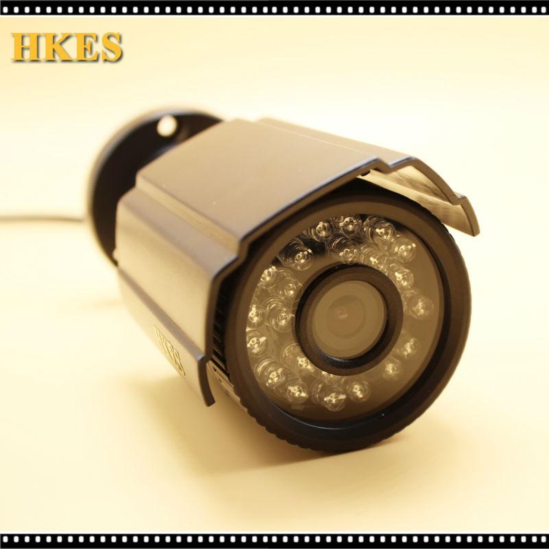 HKES High Quality 1200TVL IR Cut CCTV Camera Filter 24 Hour Day/Night Vision Video Outdoor Waterproof IR Bullet Surveillance<br><br>Aliexpress