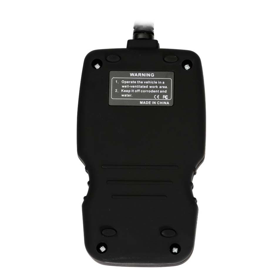 VS890S Car Code Reader Support Cars (2)