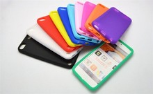 Color Soft Skin TPU Rubber Cover Case For iPod touch 5 5G 5th Generation