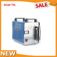 New H160 75L Portable Oxygen Hydrogen Water Acrylic Flame Polisher Polishing Machine Welder