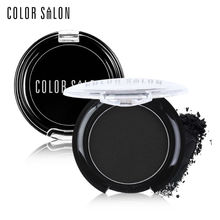Color Salon Water-soluble Eyeliner Powder Make Up Ink Shade For Eyebrow Nake Eyeshadow Brand Makeup Eye Liner Palette Cosmetic(China)