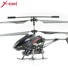 S977 3.5 CH Radio remote Control Metal Gyro rc Helicopter With Camera / rc camera helicopter