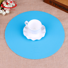 coaster Silicone cup mat Placemat for table mug cup Zakka Dining accessories Novelty households