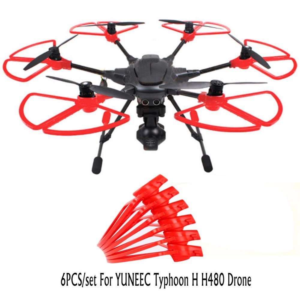 Propeller Guard Quick Release Protector Ring for YUNEEC Typhoon H H480 Drone