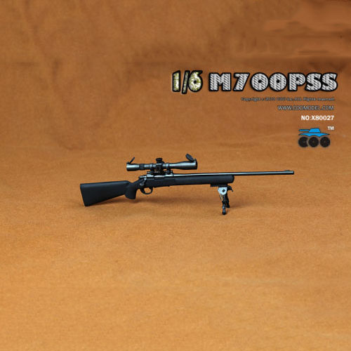 M700PSS 1/6 Sniper Rifle Gun Model Can Not Launch Weapon Models   X80027<br>