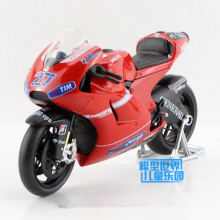 JOYCITY/1:12 Scale/Simulation Die-Cast model motorcycle toy/beautiful Desmosedici 27/Delicate children's toys and gifts