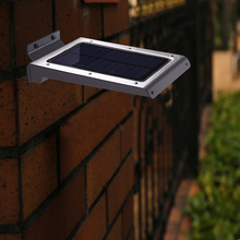 Newest Super Bright 46 LED Lamp Outdoor Solar Power Light PIR Motion Sensor Security Waterproof Solar Lamp For Garden Street