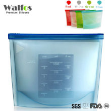 WALFOS Silicone Fresh Bags Food saver Sealing Storage bag Organization kitchen Gadgets cooking tools Accessories Supplies