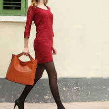 Fashion Ladies Winter Fall PU Leather Cross Shoulder Bag Handbag Leisure Purchase Celebration Gift