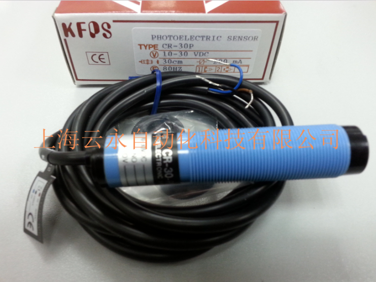 new original CR-30P  Taiwan  kai fang KFPS photoelectric sensor<br>