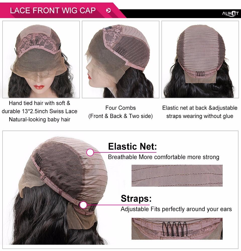 human hair lace wig (2)