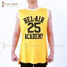 TIM VAN STEENBERGE Banks 25 Good Quality Basketball Jersey Stithed Sewn-Yellow