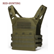 Wholesale Army Green Tactical Combat Vest JPC Outdoor Hunting Wargame Paintball Protective Plate Carrier Waistcoat Airsoft Vest(China)