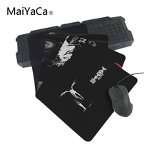 MaiYaCa Hot 2018 Death Note mouse pad with edge locking for internet game and office use Speed version of the game mouse pad(China)