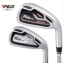 PGM RIO #7 Junior Golf Iron Clubs Stainless Steel Head Graphite Shaft for men and women(China)