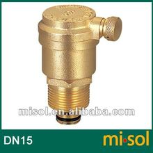 "Free Shipping 1 pcs of 1/2"" Air Vent valve for Solar Water Heater, Pressure Relief valve"
