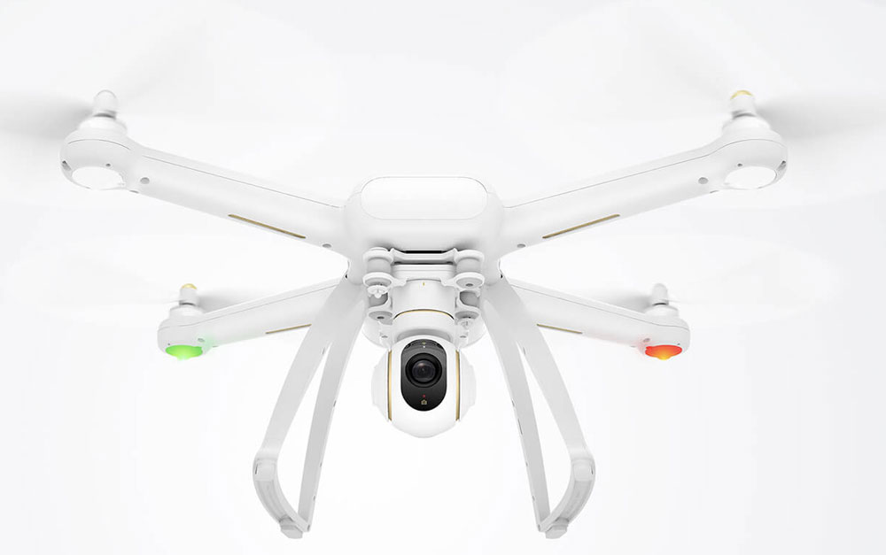 Original Xiaomi Mi Drone English Version WIFI FPV With 4K Camera 3-Axis Gimbal HD Camera For RC Camera Drones Accessories Accs (1)
